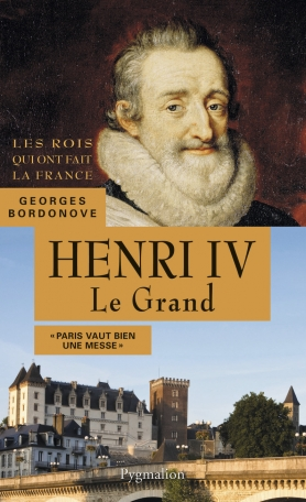 Henri IV, 1589-1610