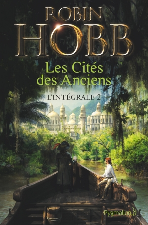 Les Cités des anciens Tome 2 - L'intégrale 2