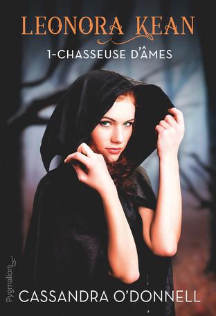 Leonora Kean Tome 1 - Chasseuse d'âmes 2