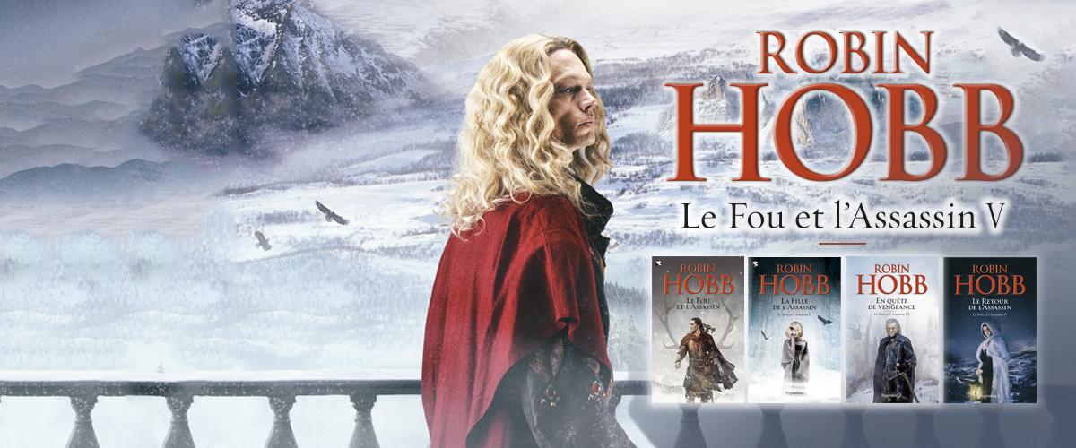 Robin Hobb - Le Fou et l'assassin V
