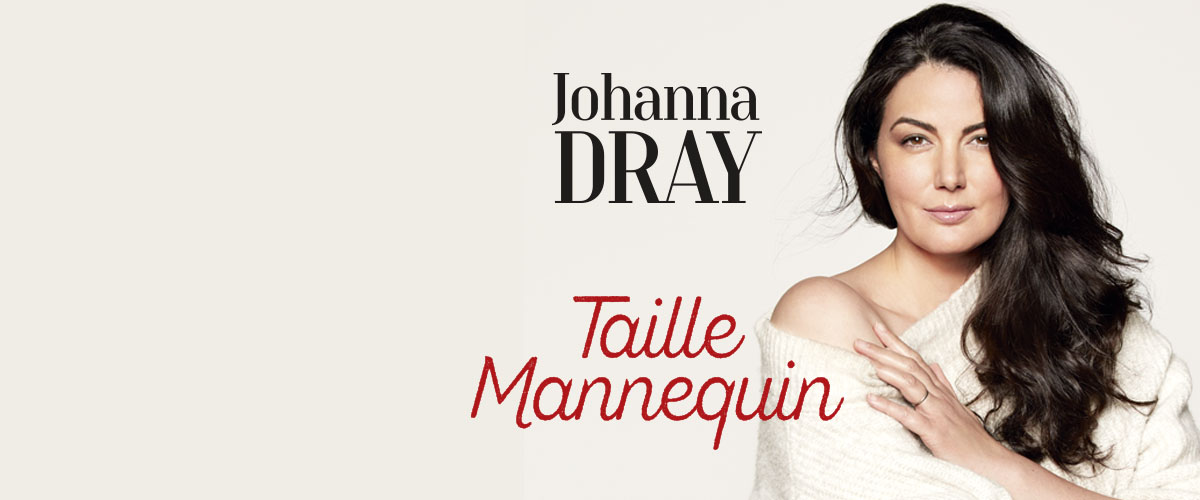Johanna Dray Taille mannequin