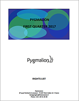Foreign Rights - Catalog Pygmalion First Quarter 2017